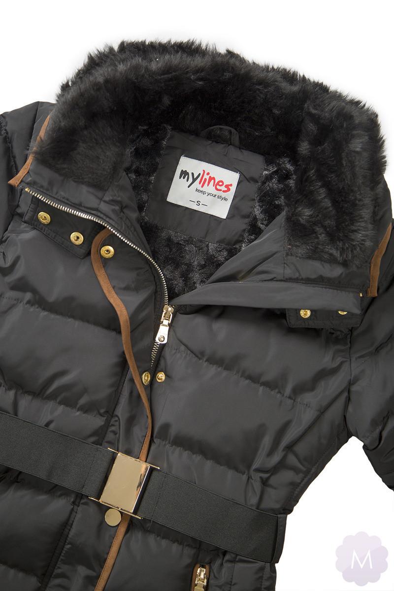 txm: Kurtka damska zimowa z kieszeniami, z kapturem - CEL - sklep odzieżowy dla kobiet, tysiące ofert, zawsze niskie ceny. Sprawdź.